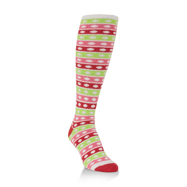 World's Softest Sock Classic Over-The-Calf Holiday (Snowball) 667 main image