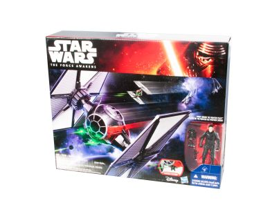 Star Wars The Force Awakens with Figure