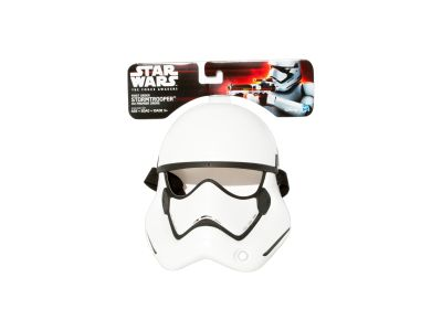 Star Wars The Force Awakens Mask-White  - Image 1: Main
