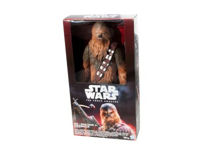 Star Wars Delux Figure Chewbacca