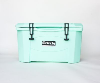 Grizzly 40 Quart Cooler – Seafoam