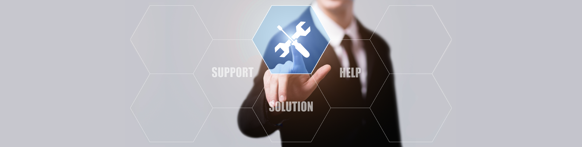 Support Solution Help