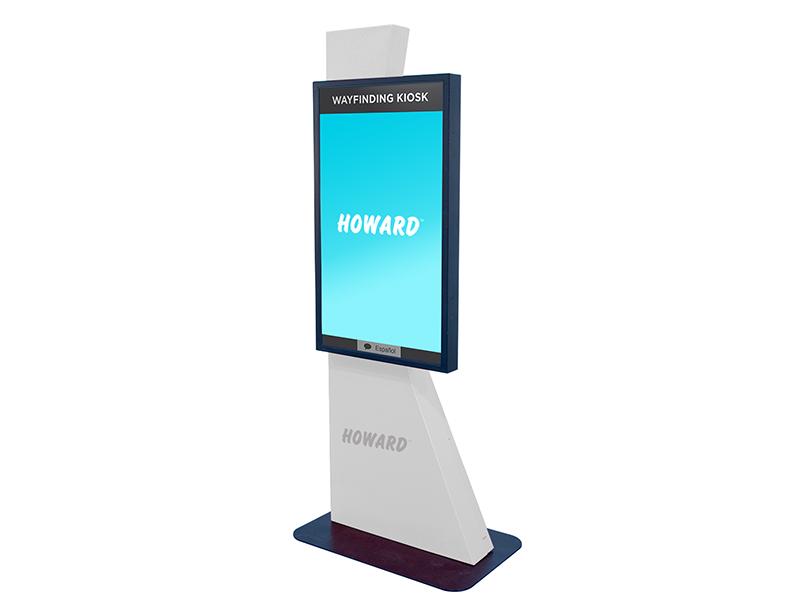 Howard D2 Kiosk