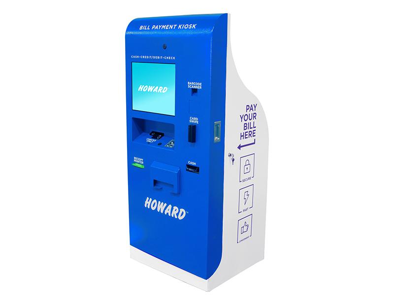 Howard O1 Kiosk