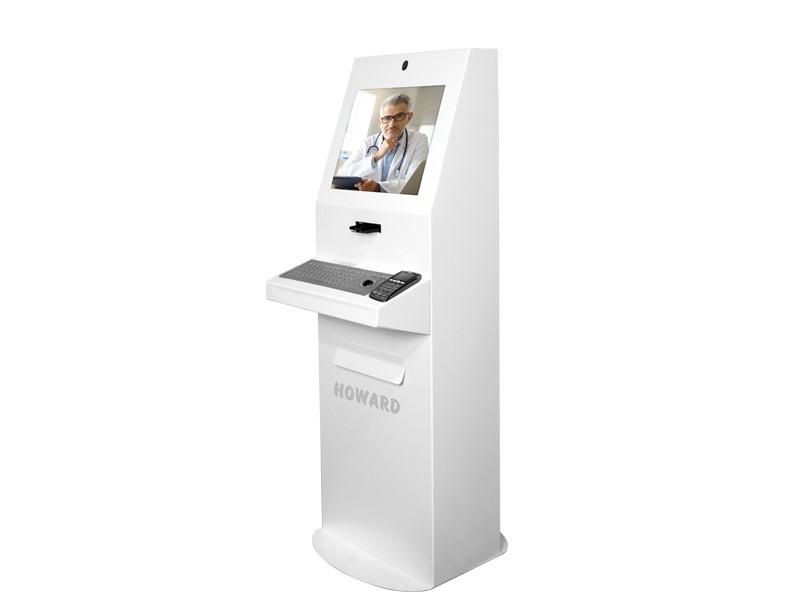 Howard W2 Telemedicine Kiosk