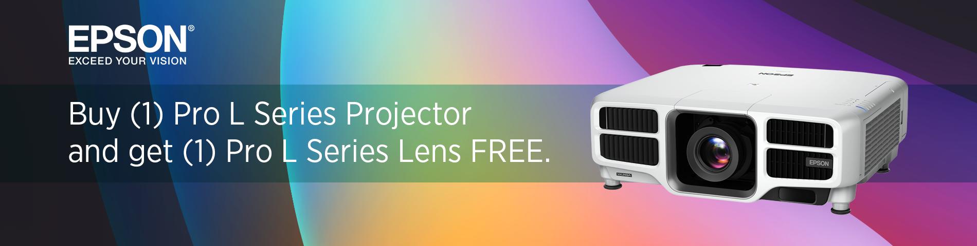 Epson Free Lens Promo