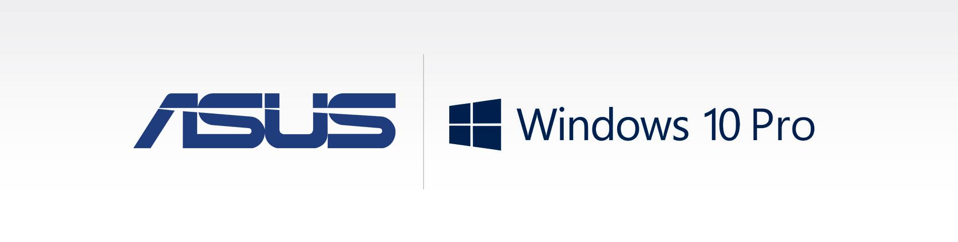 ASUS & Windows 10 Pro