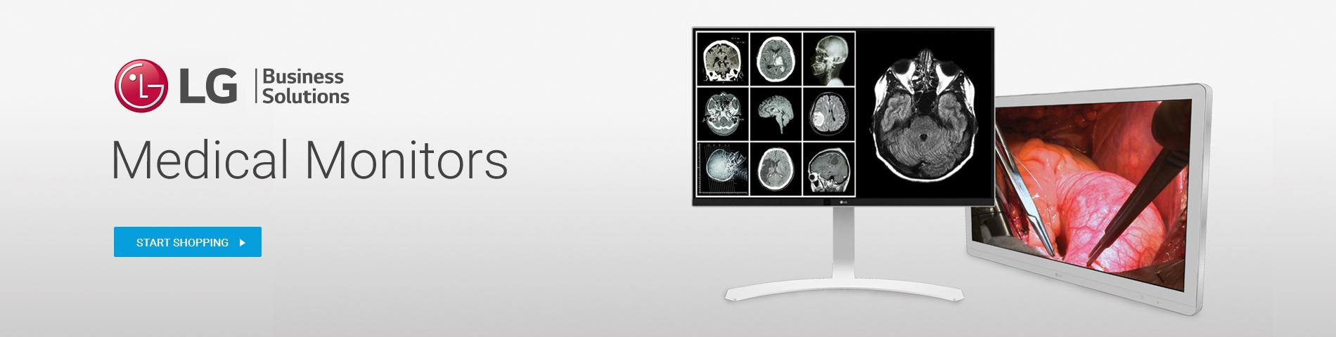 LG Medical Monitors