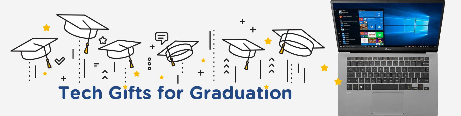 Tech Gifts for Graduation