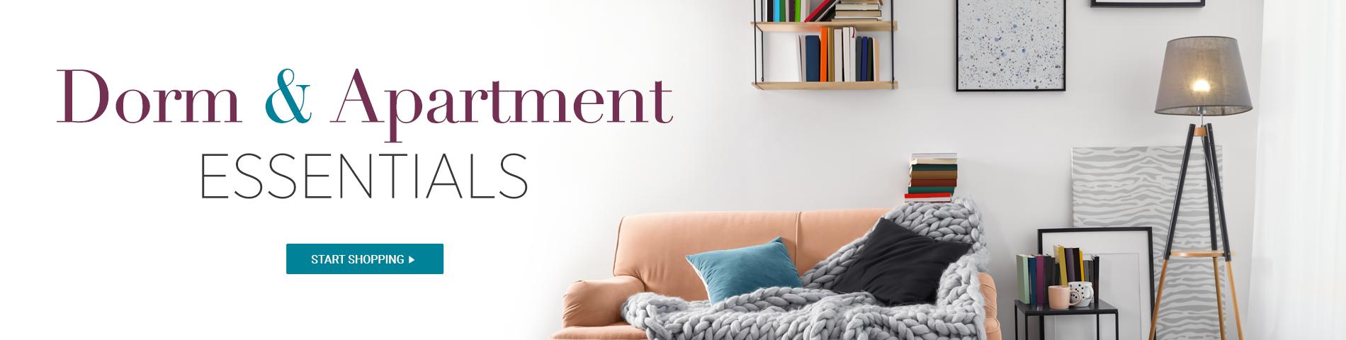 Dorm & Apartment Essentials