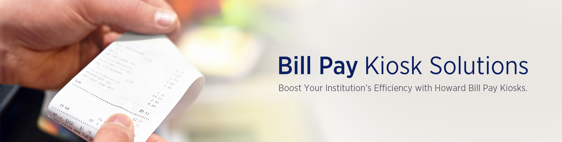 Bill Pay Solutions