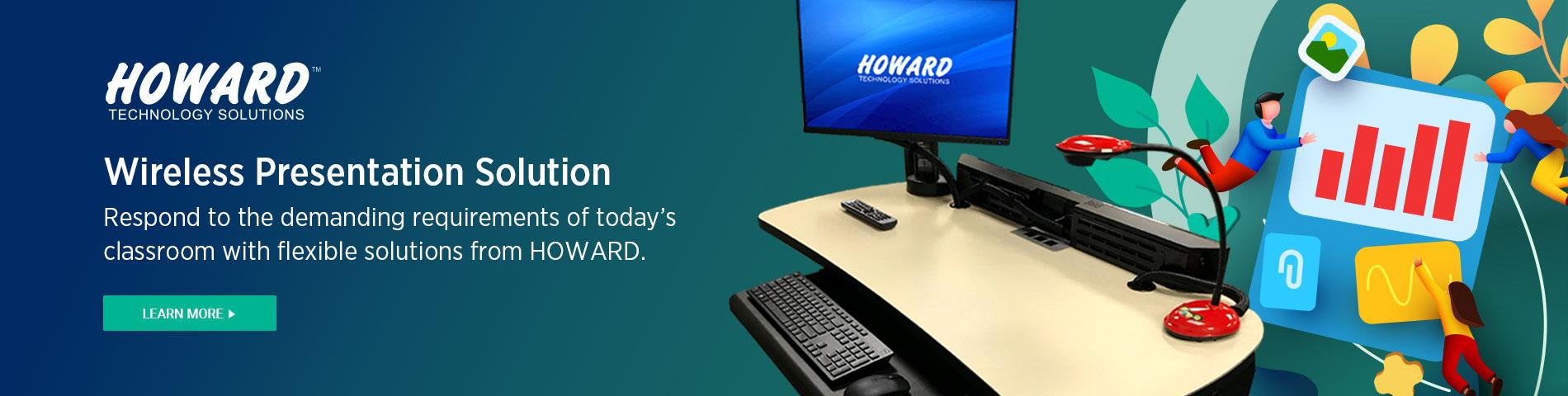 Howard Wireless Presenter Solution