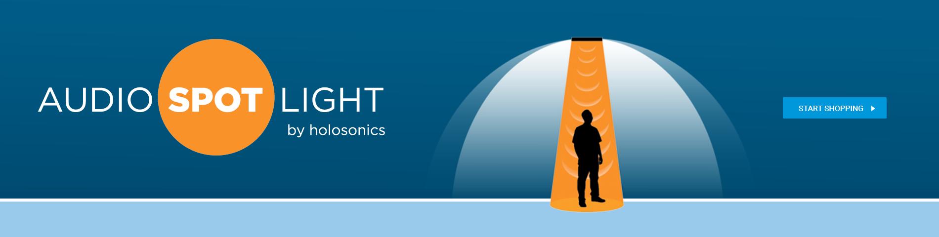 Audio Spotlight by Holosonics