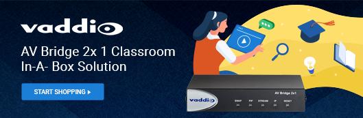 Vaddio Classroom-In-A-Box