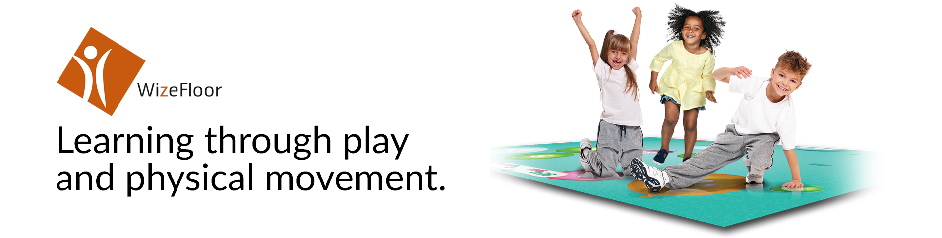 WizeFloor | Learning through play and physical movement.