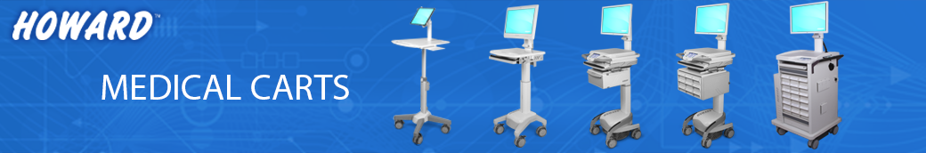 Howard Medical Carts