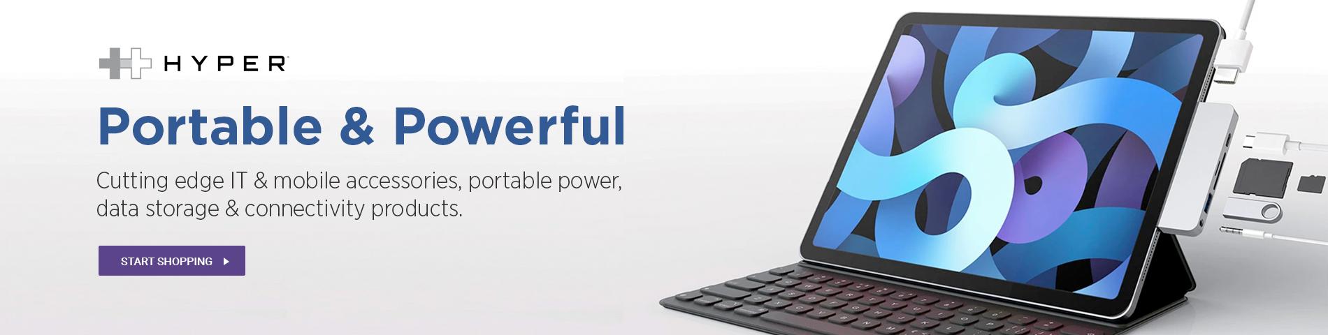 Hyper - Portable & Powerful