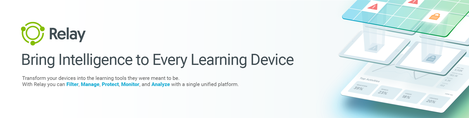 Relay   Bring Intelligence to Every Learning Device