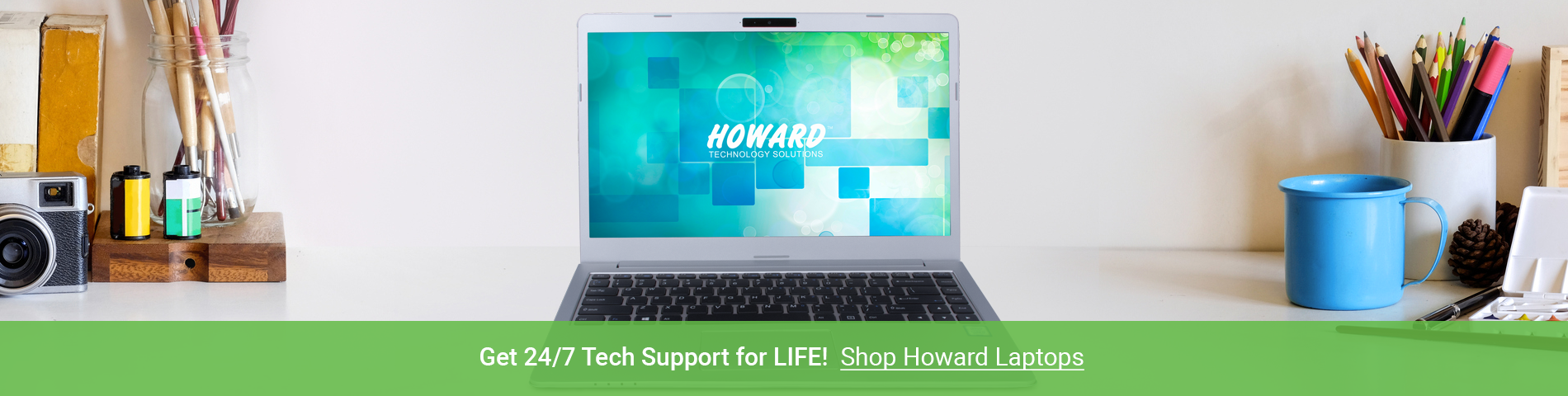 Howard Laptops