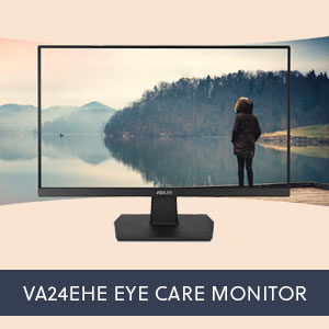 VA24EHE Eye Care Monitor