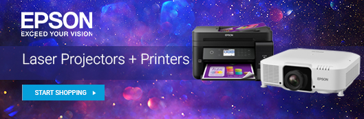 Epson Laser Projectors and Printers