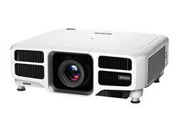 Epson Pro L1750UNL WUXGA 3LCD Laser Projector With 4K Enhancement Without Lens image