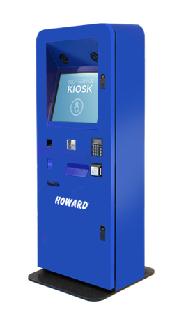 Howard O4 Kiosk image