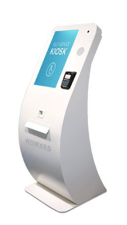 Howard W1 Kiosk image