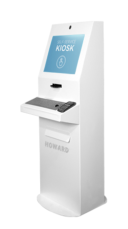 Howard W2 Kiosk image