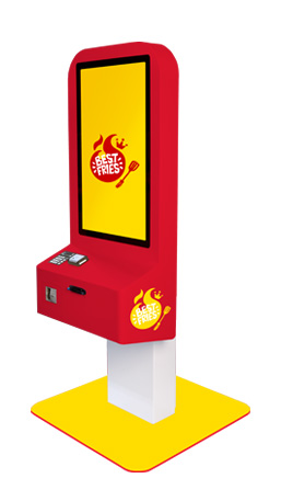 Howard R1 Kiosk image