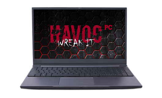 HAVOC GKX Gaming Laptop