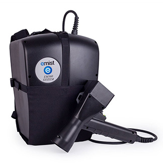 EM360 Portable Backpack Electrostatic Disinfectant System