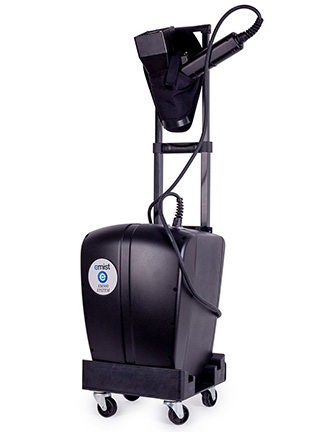 EM360 Cordless Roller Cart Electrostatic Disinfectant System