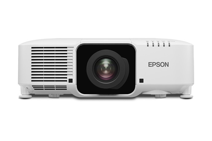 Epson Pro L1070UNL WUXGA 3LCD Laser Projector with 4K Enhancement image