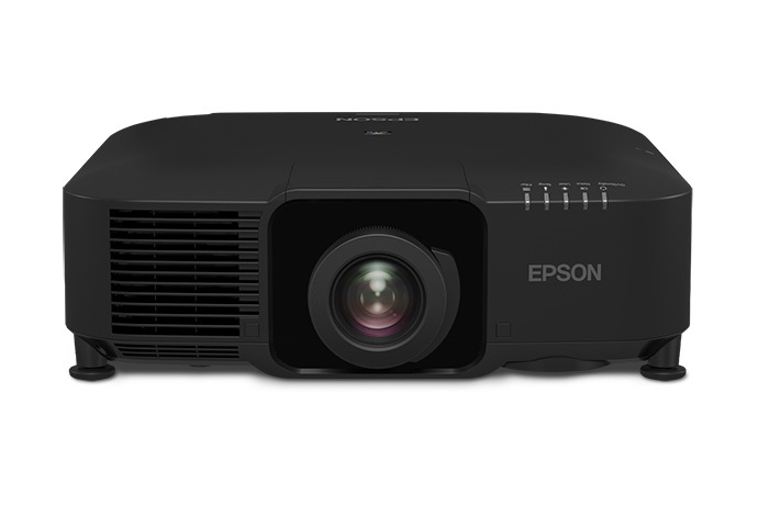 Epson Pro L1075UNL WUXGA 3LCD Laser Projector with 4K Enhancement image