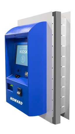 Howard H2 Kiosk image