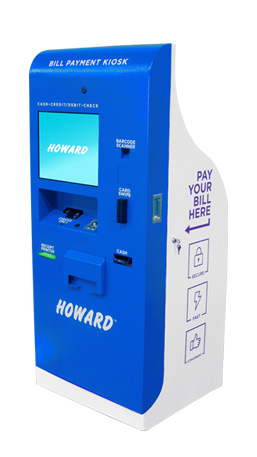 Howard O1 Kiosk image
