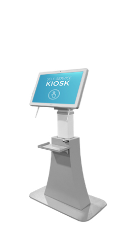 Howard D6 Kiosk image