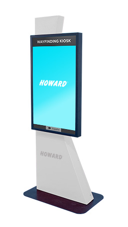 Howard D2 Kiosk image