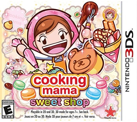 COOKING MAMA:SWEET SHOP