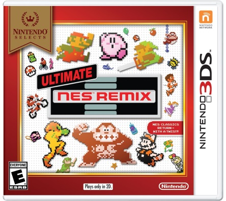 NINTENDO SELECTS: ULTIMATE NES REMIX