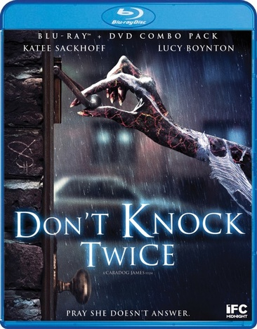 DONT KNOCK TWICE (BLU RAY/DVD COMBO) (WS)