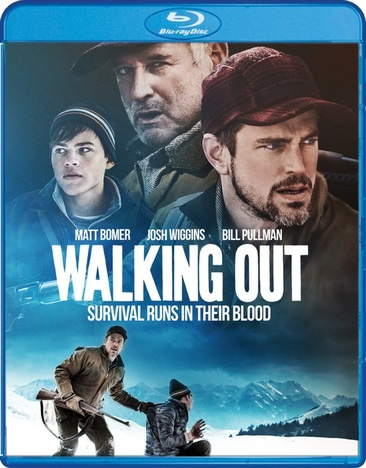 WALKING OUT (BLU RAY) (WS/1.78:1)