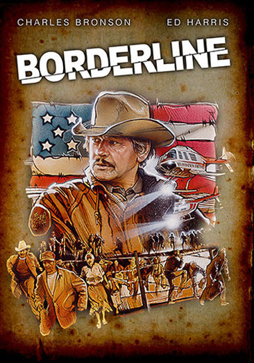 BORDERLINE (DVD)