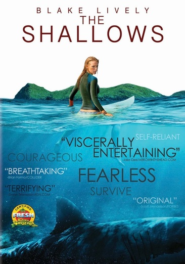 SHALLOWS (DVD) (NEW RELEASE)
