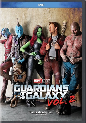 GUARDIANS OF THE GALAXY VOL.2 (DVD)