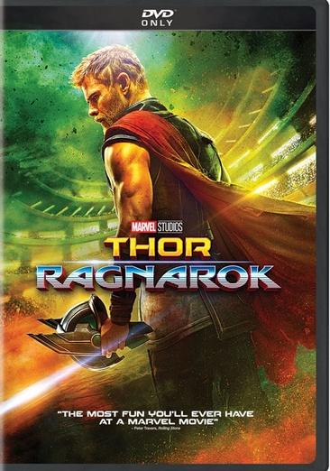 THOR-RAGNAROK (DVD)