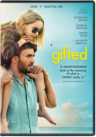 GIFTED (DVD) (NEW RELEASE)
