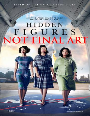 HIDDEN FIGURES (DVD/DIGITAL HD/STANDARD VERSION WITHOUT BOOK)