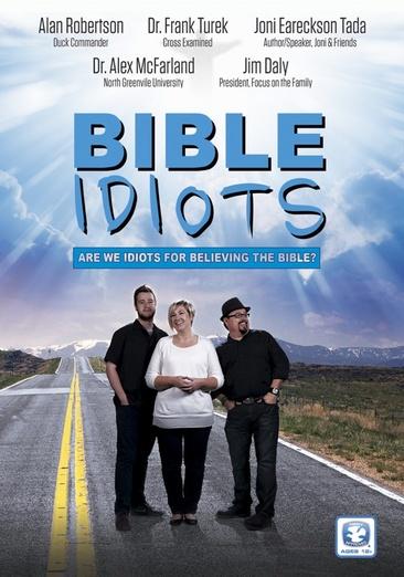 BIBLE IDIOTS (DVD)